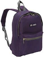 Рюкзак Everest Basic Backpack Eggplant (баклажан)