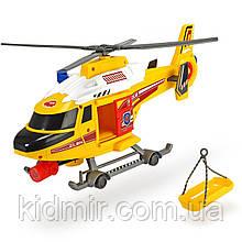 Рятувальний вертоліт зі світлом і звуком Dickie 3308373