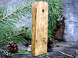 Скандинавський Бог Одін, статуетка з дерева бога Одін висота 11 см, фото 3
