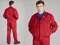 Костюм рабочий мужской, спецодежда, рабочая одежда, курточка и полукомбинезон