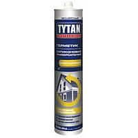 Герметик cиликоновый универсальный бесцветный Tytan 280 мл
