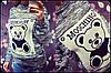 Свитер вязаный Москино (разные расцветки), фото 5