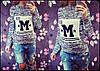 """Вязаный свитер """"М"""" (разные расцветки), фото 2"""