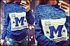 """Вязаный свитер """"М"""" (разные расцветки), фото 4"""