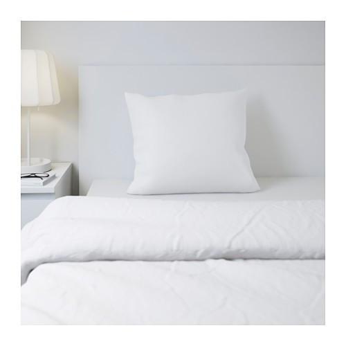 Комплект постельного белья Бязь Белая Двуспальный Евро 140 г/м2