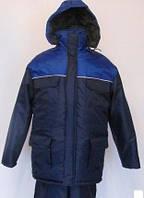 Куртка утепленная - надежная защита от холода для ваших сотрудников!