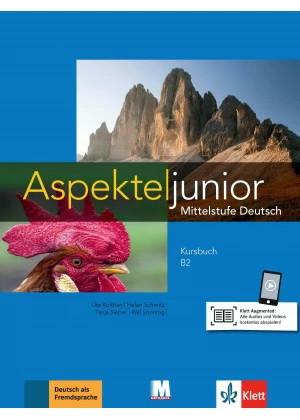 Аspekte junior. Kursbuch, B2 - Учебник