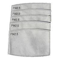 Змінні вкладиші PM 2.5 / KN95 (для багаторазових масок)