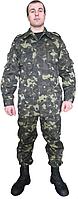 Костюм военно-полевой, комплект камуфляжный, спецодежда
