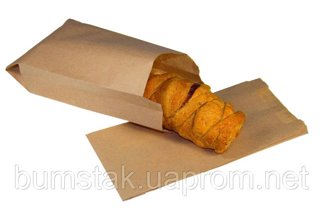 Бумажный пакет 100*210*40 / 100 шт., фото 2