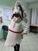 Ростовая кукла Вареник. Пошив ростовых костюмов под заказ