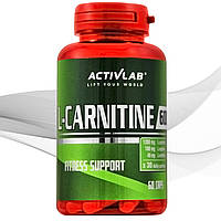 Л карнитин Activlab L-Carnitine 600 Super 60 caps