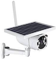 Камера видеонаблюдения IP 6WTYN с солнечной панелью и WiFi 6977, фото 1