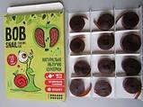 Пастила Яблоко  Равлик Боб без сахара Bob Snail , 120 г, в упаковке 12 конфет в виде спирали, фото 5