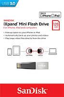 Накопичувач SanDisk 128GB iXpand Mini USB 3.0 /Lightning Apple