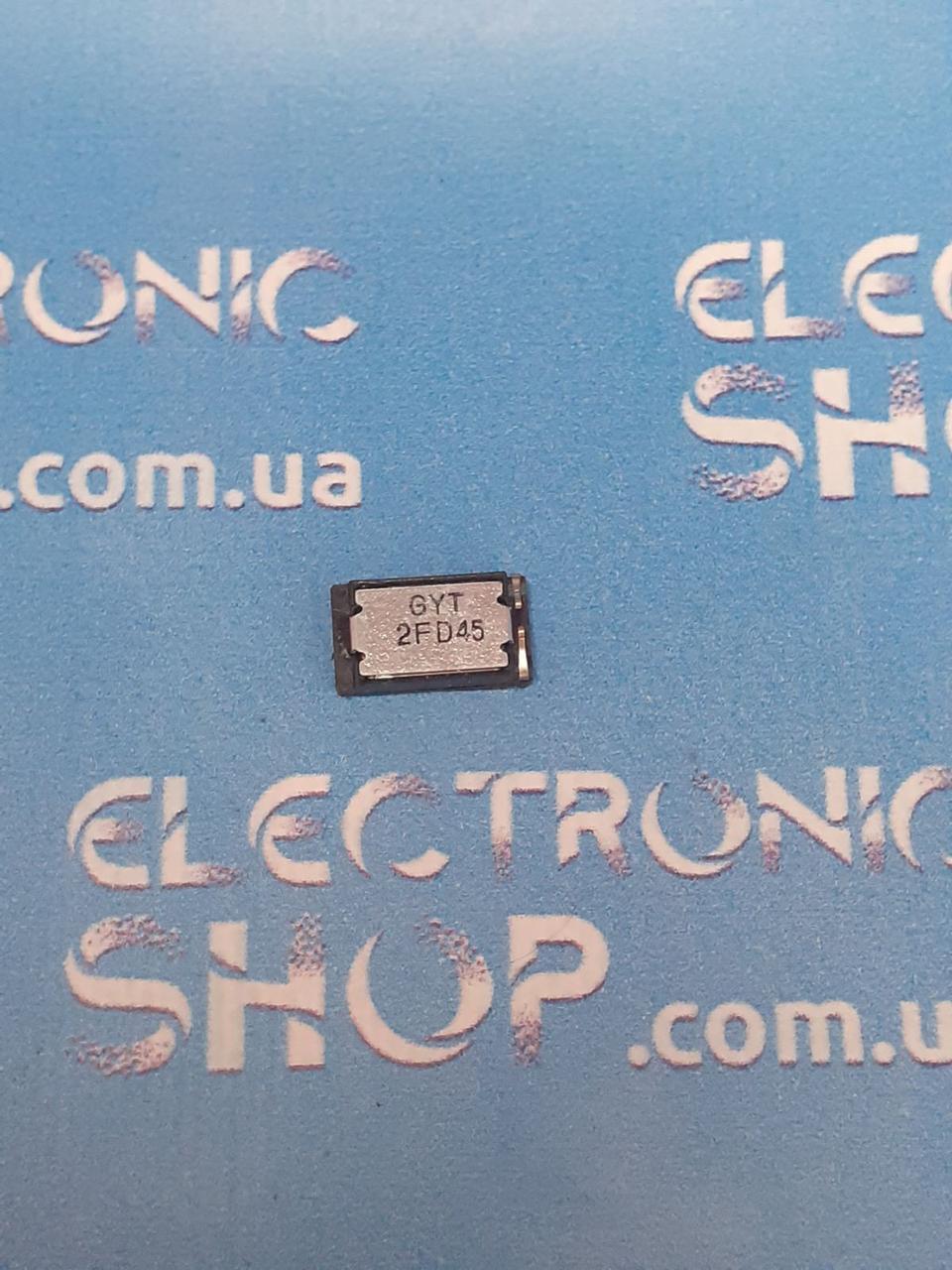 Динамик основной Lenovo A6010 A6000 K3 оригинал  б.у