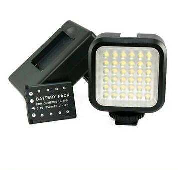 Накамерный свет LED-5006