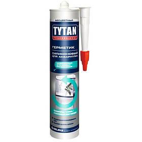 Герметик силіконовий для акваріума Tytan безбарвний 310 мл