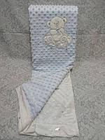 Детский плед в коляску и кроватку