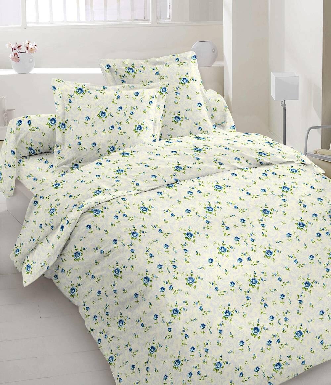 Комплект постельного белья евро размер бязь голд 100% хлопок