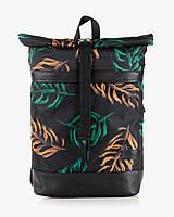 """Прочный мужской рюкзак """"CITIZEN"""" принт хвоя,  на 18л, сумка для ноутбука, спортивный городской,для путешествий"""