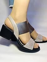 Женские босоножки  на невысоком каблуке.Размер 36, 39.  Турция.Магазин Vellena, фото 3