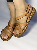 Жіночі шкіряні босоніжки .Розмір 37.39 Туреччина, фото 3