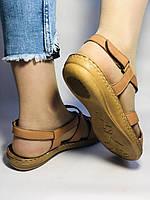Жіночі шкіряні босоніжки .Розмір 37.39 Туреччина, фото 6