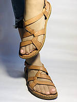 Жіночі шкіряні босоніжки .Розмір 37.39 Туреччина, фото 5
