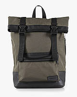 """Прочный мужской рюкзак """"ROLL"""" хаки, на 19л, сумка для ноутбука, спортивный, для путешествий, повседневный"""
