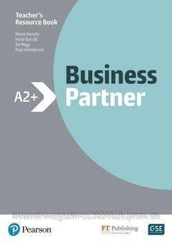 Business Partner A2+ TB +MEL ISBN: 9781292237176, фото 2