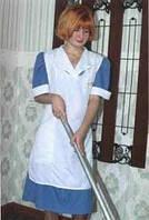 Блуза женская для уборщиц.Костюм горничной
