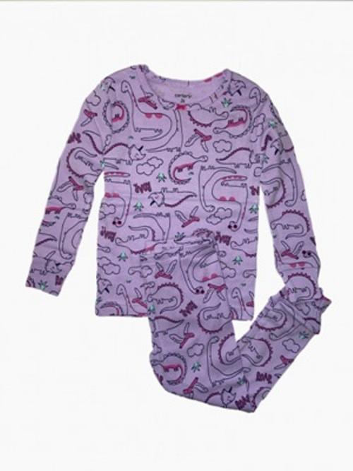 Піжама Картерс (Carter ' s) для дівчинки 2Т (88-93 см) бузкова