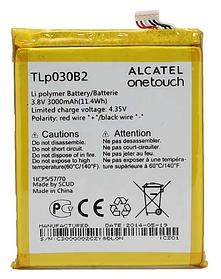 Аккумулятор (Батарея) для Alcatel 7045 One Touch TLp030B2 (3000 mAh) Оригинал