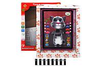 """Планшет DB6883A2 """"Кот Том"""" 3D интерактивный кор.24,5*32*5 ш.к./24/(DB6883A2)"""