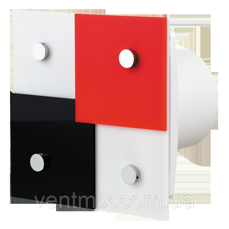 Вентилятор вытяжной ВЕНТС 150 Домино 2