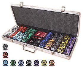 """Профессиональный покерный набор """"Poker Star"""" 500"""
