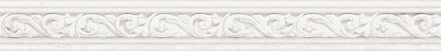Бордюр InterСerama Treviso вертикальний  сірий 7х60   БВ 119071