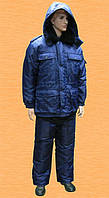 Костюм утепленный мужской, рабочий. Зимняя рабочая одежда.
