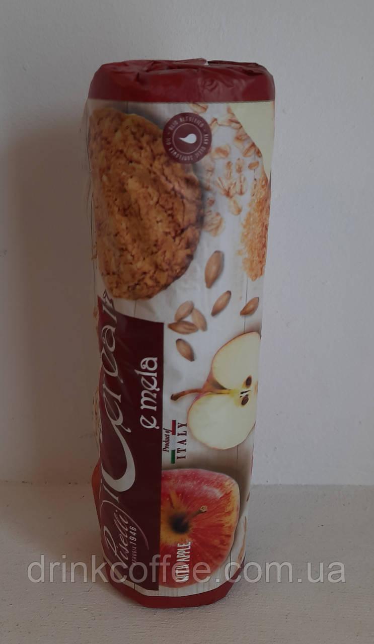 Печенье Piselli Cereali emela пшеничные с яблоками Италия 250g