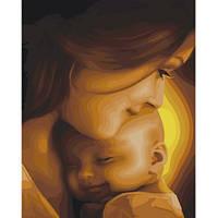 Картина по номерам - Счастье (КНО2308) раскраски с номерами ТМ Идейка