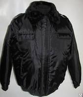 Куртка утепленная «Пилот» с меховым воротником, спецодежда