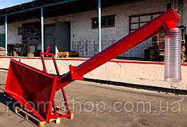 Шнековый погрузчик, загрузчик сеялок, ЗС-40М (завантажувач сівалок), фото 2