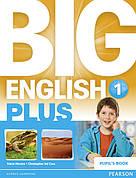 Big English Plus 1 SB ISBN: 9781447989080