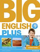Big English Plus 1 WB ISBN: 9781447989059