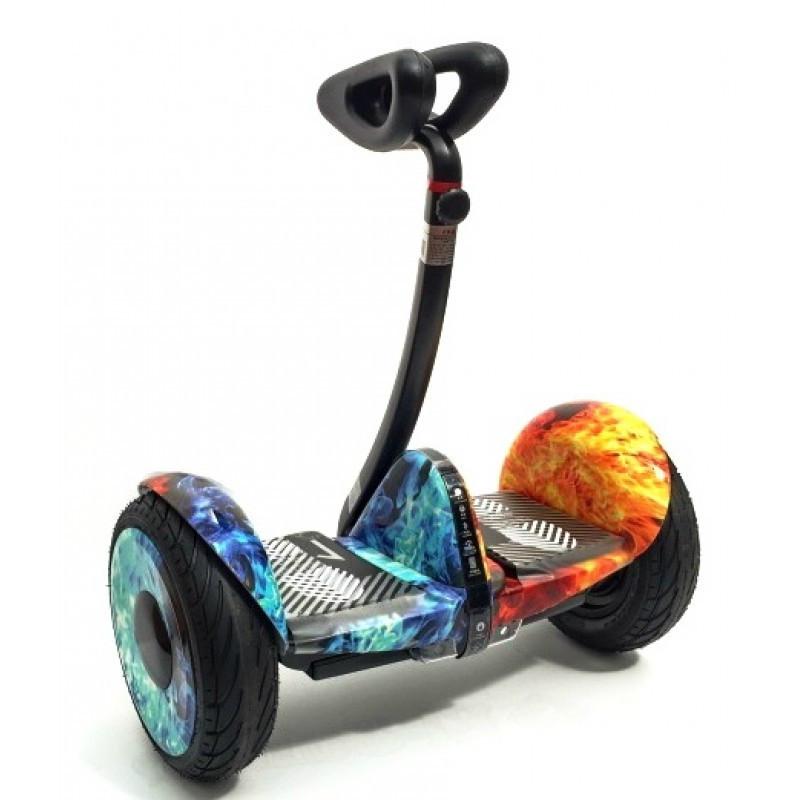 Гироскутер сигвей Ninebot Mini Robot 54v Огонь и лёд fire and iсe.Міні-сігвей гіроскутер.Найнбот мини
