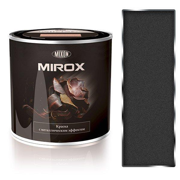 Краска с металлической крошкой Mirox-7022. 2,25 л