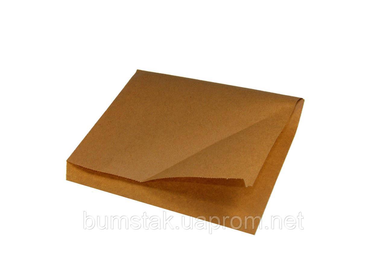 Бумажный пакет уголок 100*220 / 100 шт.