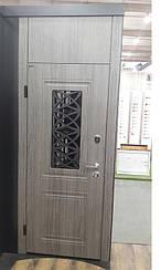 "ДВЕРЬ ""АРМЕКС"" накладки из массива Дуба! Размер: 2000/2500 мм"