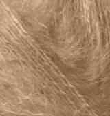 Пряжа Мохер нью классик, светло-коричневый 07